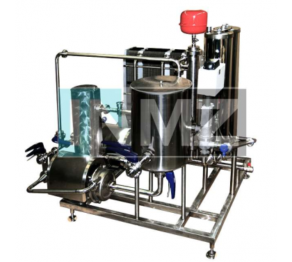 Пастеризатор ПМР-02-ВТ молочный роторный
